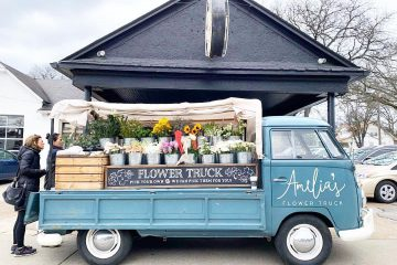 Flower Truck in Nashville