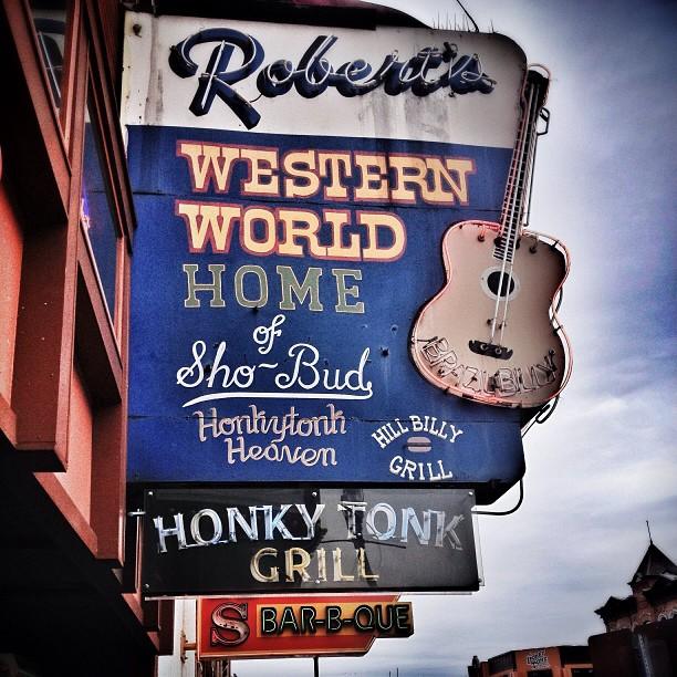 Robert's Western World Nashville, TN