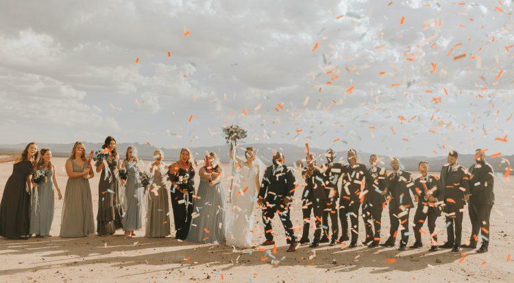 4 Ways to Use Photos as Wedding Decor