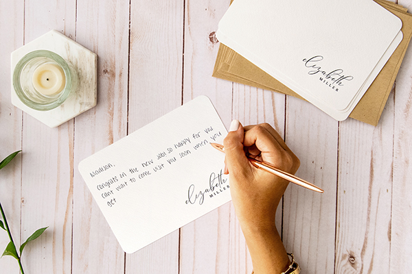 5 Reasons You Need Personalized Stationery