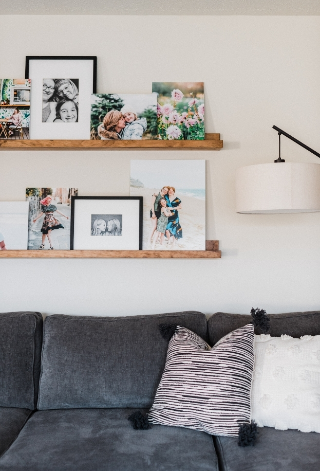 How to Use Photo Mounting in Your Decor