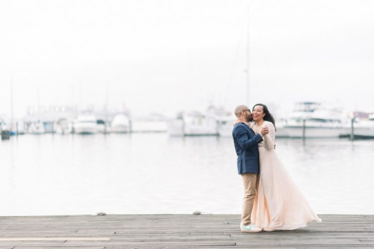 A Bride's Question: Who Should Photograph Your Engagement Portraits?