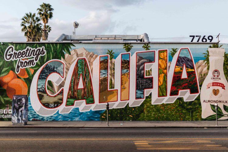 6 Instagrammable Spots in Los Angeles, California