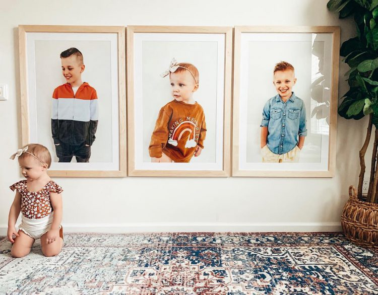 How To Select Photos For Your Wall Collage